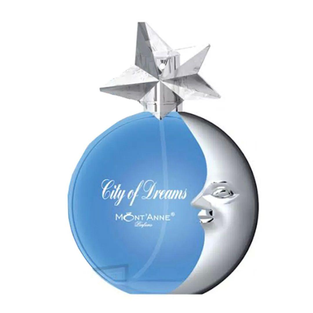 City of Dreams for Women Eau de Parfum 100ml - Mont'Anne