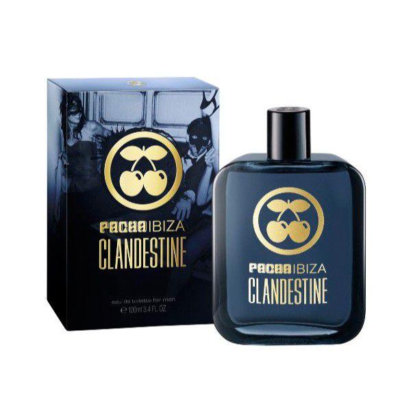 Clandestine For Men Eau de Toilette 100ml - Perfume Masculino