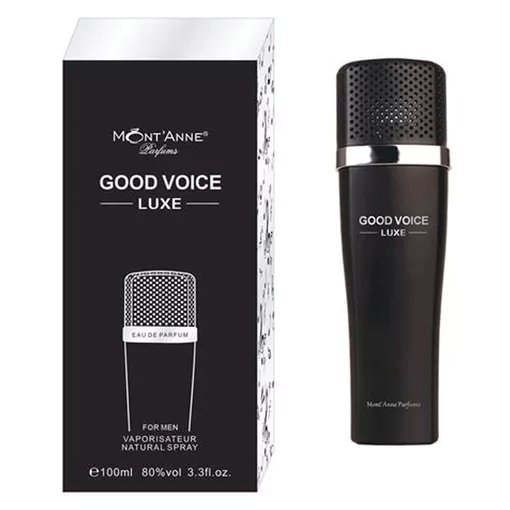 Good Voice Luxe Eau de Parfum 100ml - Perfume Masculino