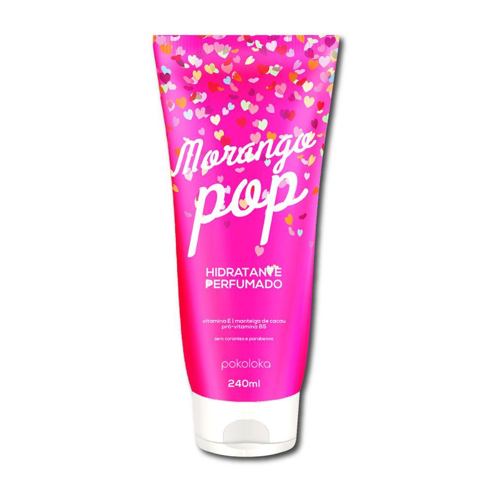 Hidratante Morango Pop 240ml