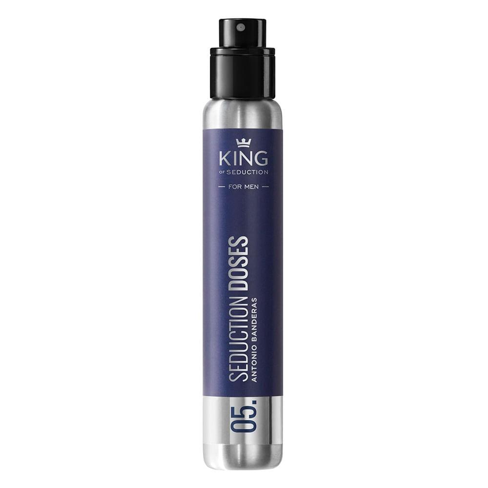 King of Seduction Dose Antonio Banderas - Perfume Masculino EDT - 30ml