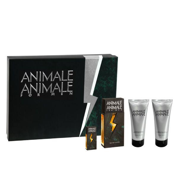 017c759973 Kit Animale Animale For Men Eau de Toilette 100ml - Ousamais Brasil ...