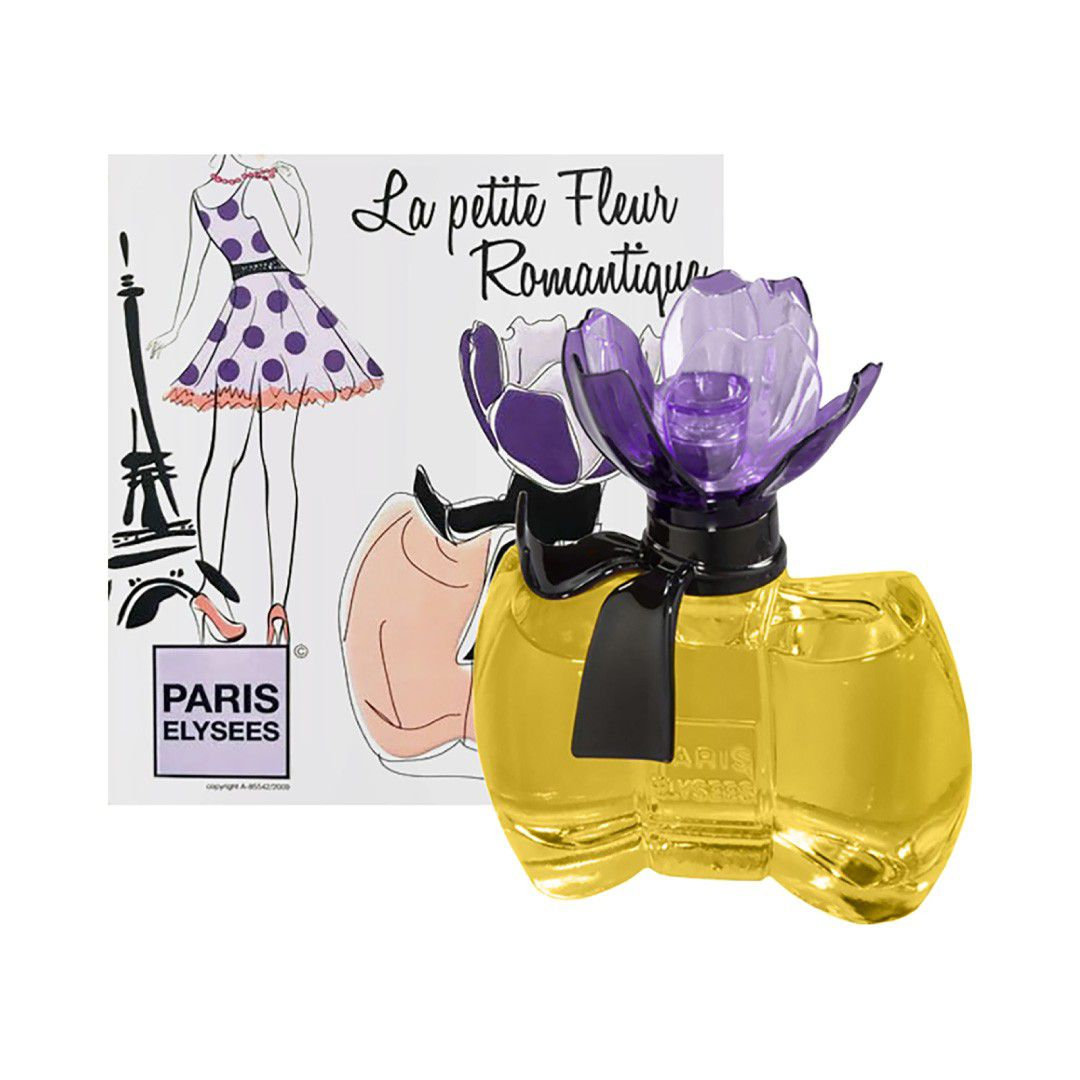 La Petite Fleur Romantique Woman 100ml - Perfume Feminino