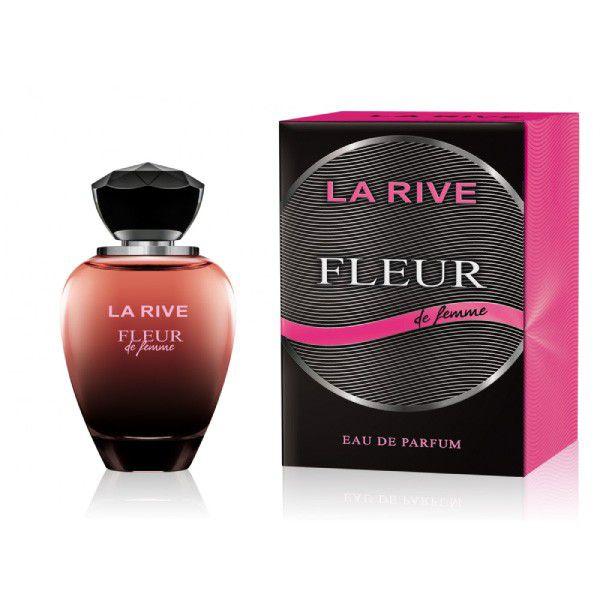 ee821db3453 La Rive Fleur de Femme Eau de Parfum 90ml - Perfume Feminino - Ousamais  Brasil