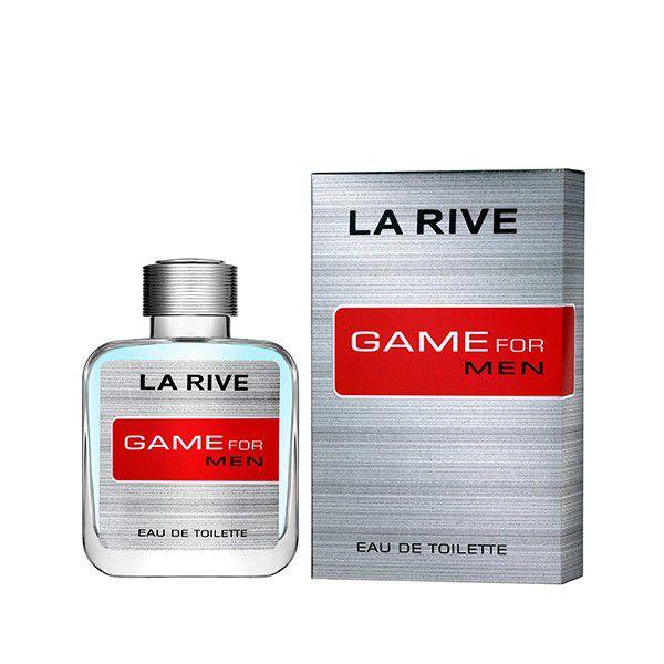 La Rive Game for Man Eau de Toilette 100ml - Perfume Masculino