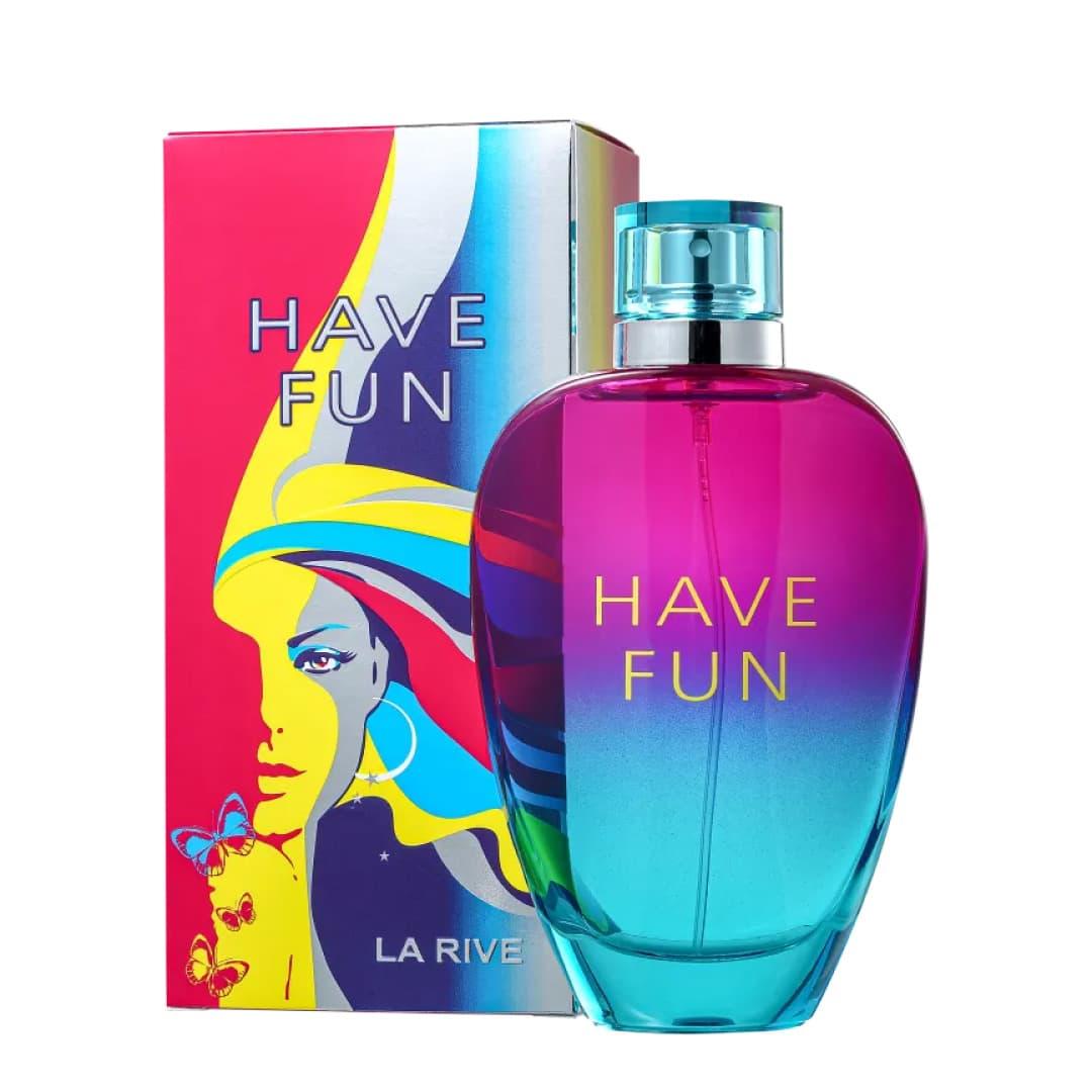 La Rive  Have Fun Eau de Parfum 90ml - Perfume Feminino