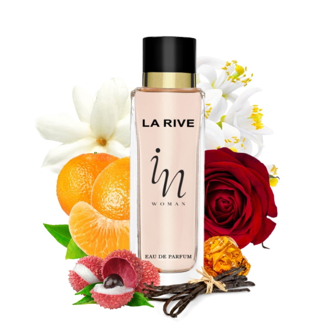 La Rive In Woman Eau de Parfum 90ml - Perfume Feminino