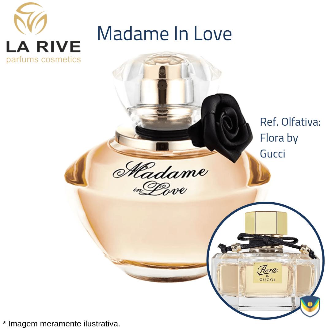 La Rive Madame In Love Eau de Parfum 90ml - Perfume Feminino