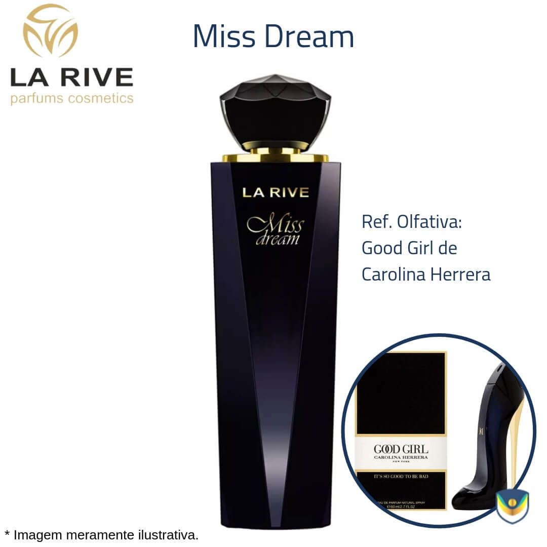 La Rive Miss Dream Eau de Parfum 100ml - Perfume Feminino