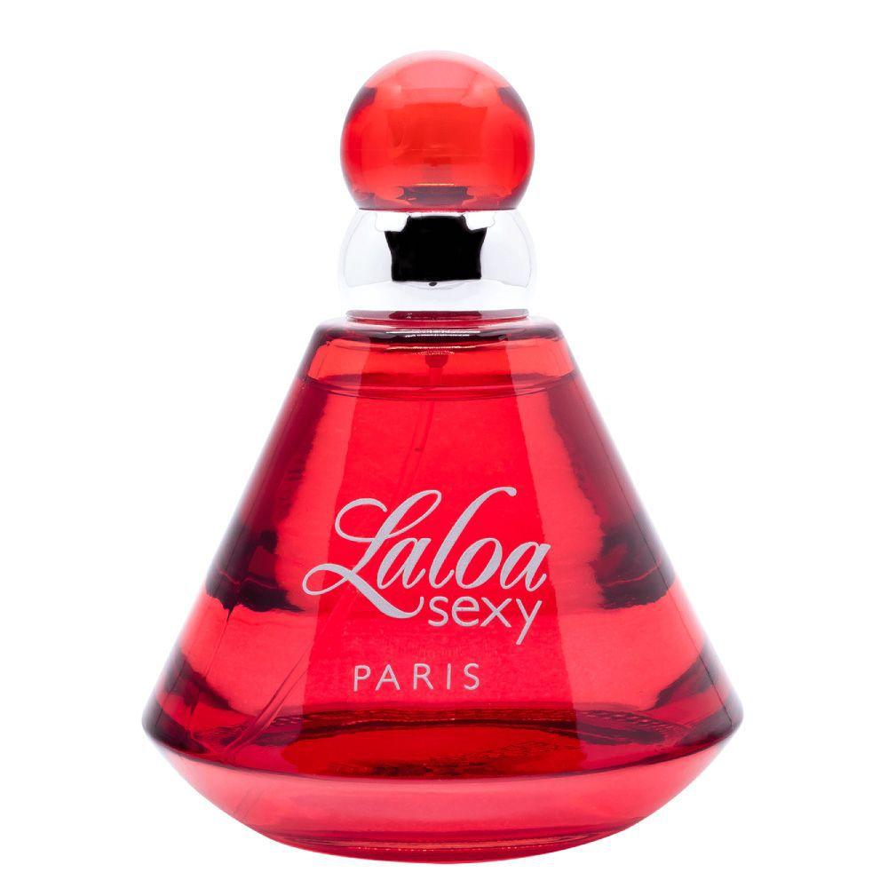 Laloa Sexy Eau de Toilette 100ml - Perfume Feminino - Via Paris
