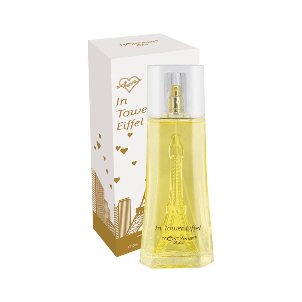 Mont'Anne Love in Tower Eiffel for Women Eau de Parfum 100ml - Perfume Feminino