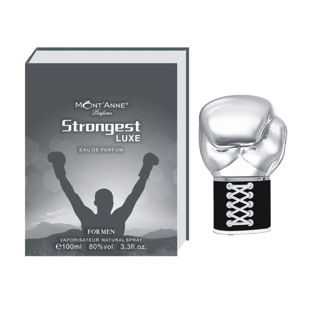 Mont'Anne Strongest Luxe Eau de Parfum 100ml - Perfume Masculino