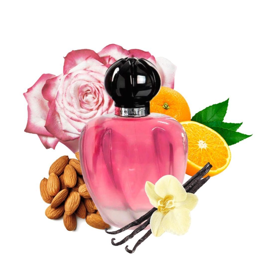 Perfume Express Sensualité Frivole Eau de Parfum 100ml - Perfume Feminino