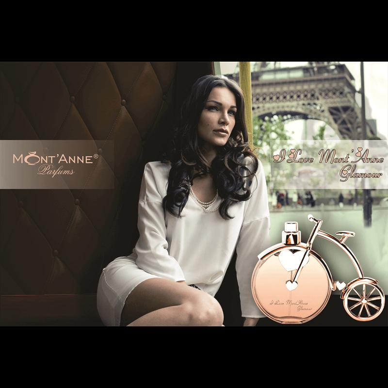 Perfume I Love Mont'Anne Glamour Eau de Parfum 100ml - Perfume Feminino