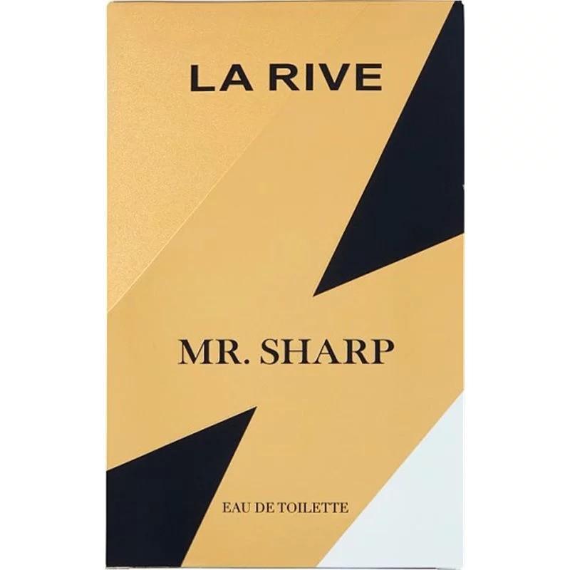 Perfume Mr Sharp - La Rive - Masculino - Eau de Toilette - 100ml