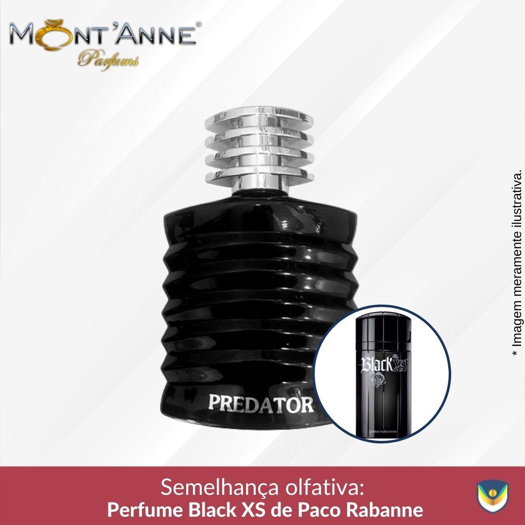 Perfume Predator Eau de Toilette 100ml - Perfume Masculino