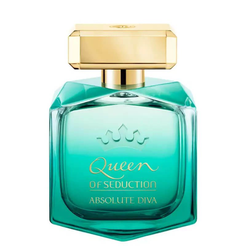 Queen Of Seduction Absolute Diva Eau de Toillete - Perfume Feminino 80ml