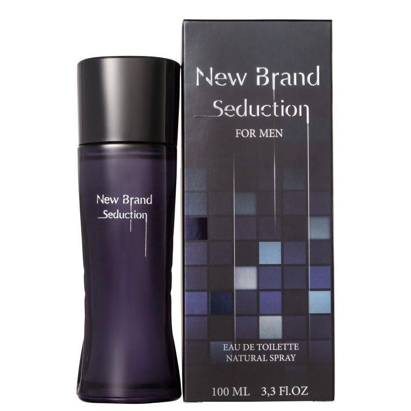 Seduction For Men New Brand Eau de Toilette 100ml - Perfume Masculino
