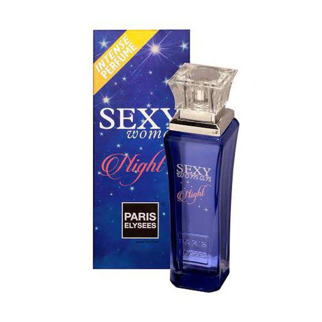 Sexy Woman Night 100ml - Perfume Feminino