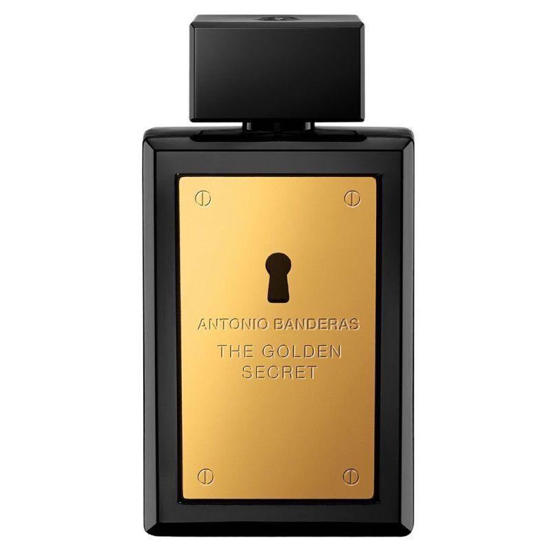 The Golden Secret Eau de Toilette - Perfume Masculino 100ml