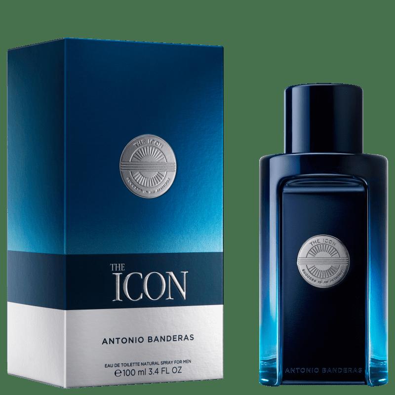 The Icon Antonio Banderas Eau de Toilette 100ml - Perfume Masculino