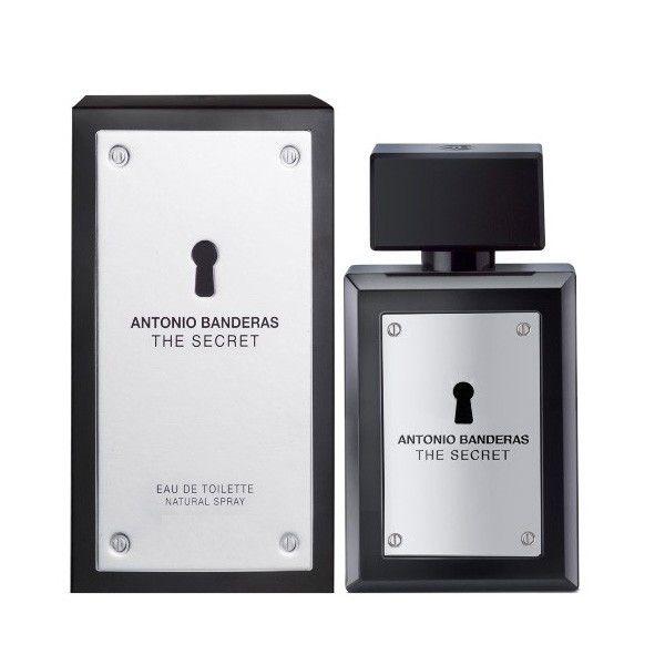 The Secret EDT 200ml Antonio Banderas - Perfume Masculino