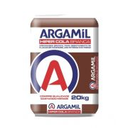 Argamassa Argamil Hiper Cola Cor Branca - 20Kg
