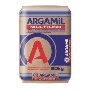 Argamassa Argamil Multiuso Cor Cinza - 20Kg