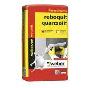 Argamassa Quartzolit Reboquit Cor Branca - 20Kg