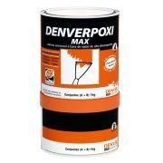 Cola Adesiva Estrutural Denverpoxi Max - 1kg