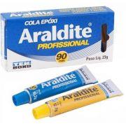 Cola Araldite Profissional 90 Minutos - 23g