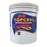 Impermeabilizante Supper TopCryl PU Cor Branca