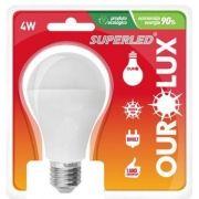 Lampada Ourolux Super Led .4W Bivolt