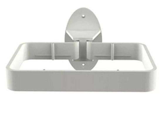 Abraçadeira Aquapluv Style Retangular Branca