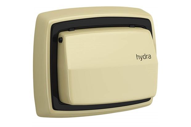 Acabamento Válvula Descarga Hydramax Deca - Bege