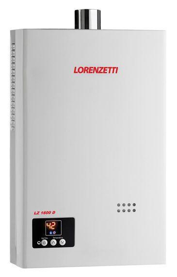 Aquecedor de Agua a Gas LZ-1600 Digital (GN) - Lorenzetti
