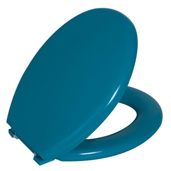 Assento Sanitario Astra Oval Almofadado TPK/AS - Spray (SPR)