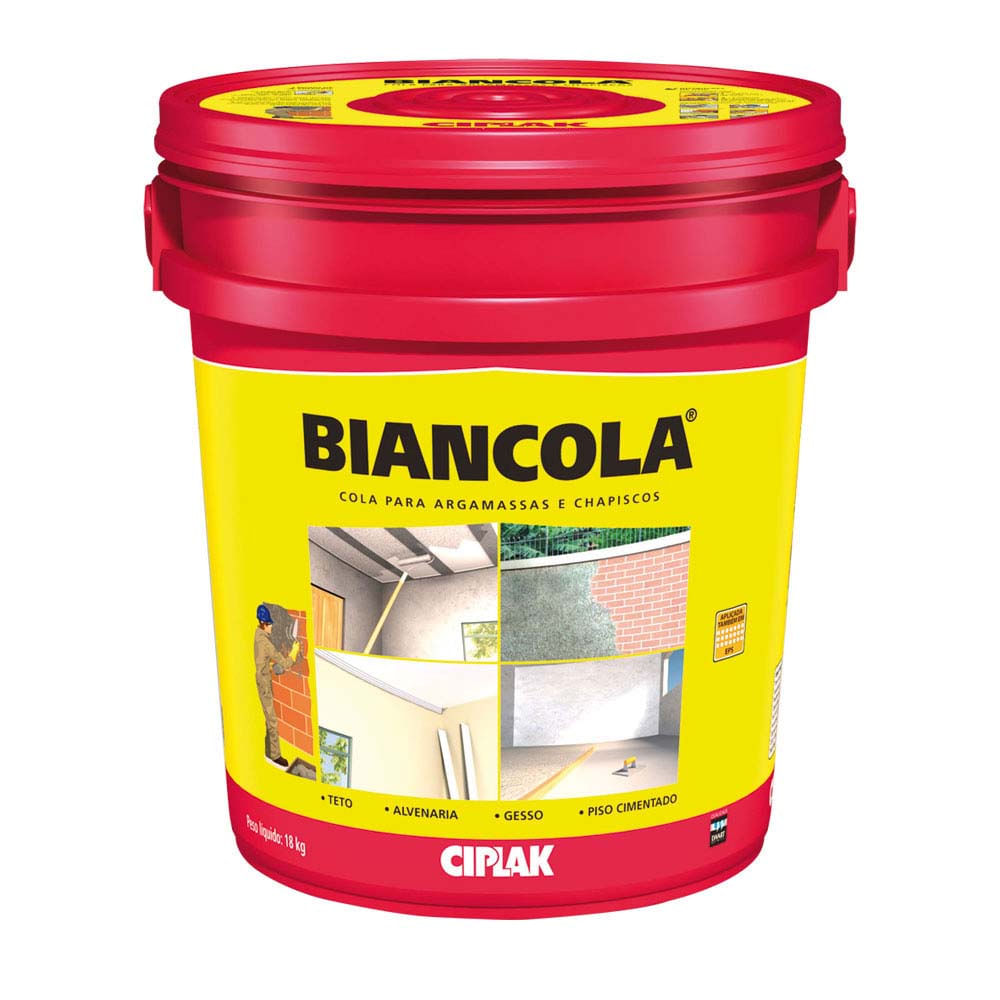Biancola - Adesivo para Argamassa 18kg