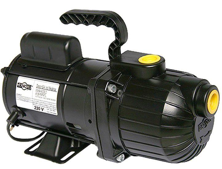 Bomba Dancor Auto Aspirante Portatil - 1/4CV X 127V