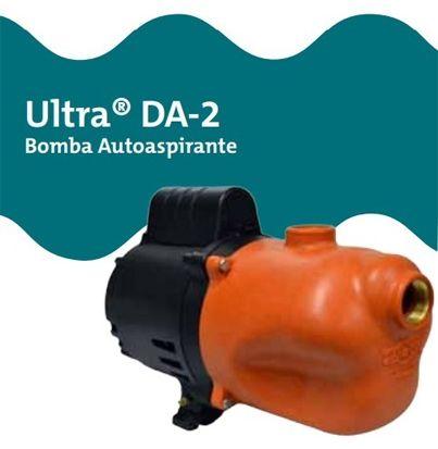 Bomba Dancor Auto Aspirante Ultra DA-2 - 1/2CV