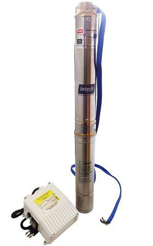 """Bomba Intech Submersa BSC 3"""" / 500 - 1/2CV"""