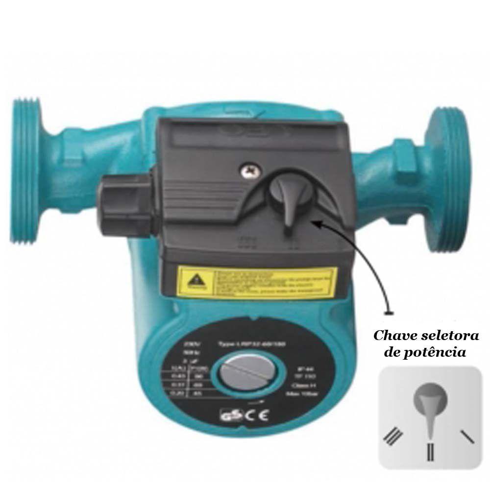 Bomba Lepono Pressurizada LRP15 - 1/6CV
