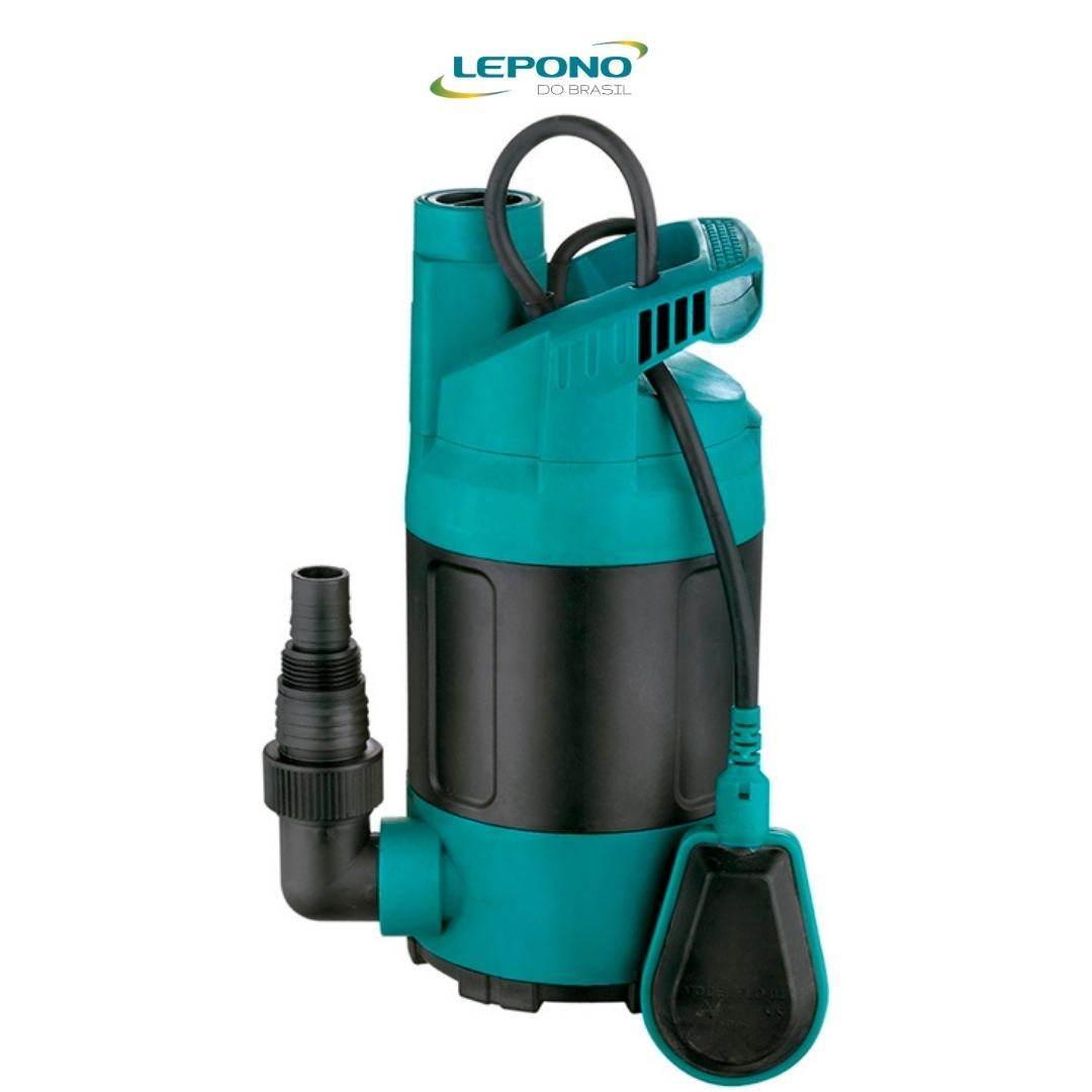 Bomba Lepono Submersa LKS400P - 1/2CV