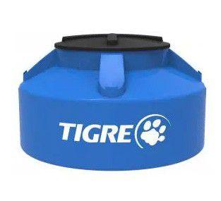 Caixa D'água Polietileno Tampa Rosca Tigre