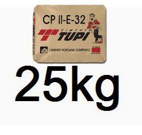 Cimento Tupi CP-II-32 - 25Kg