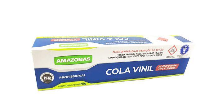 Cola Adesiva Vinil 75g