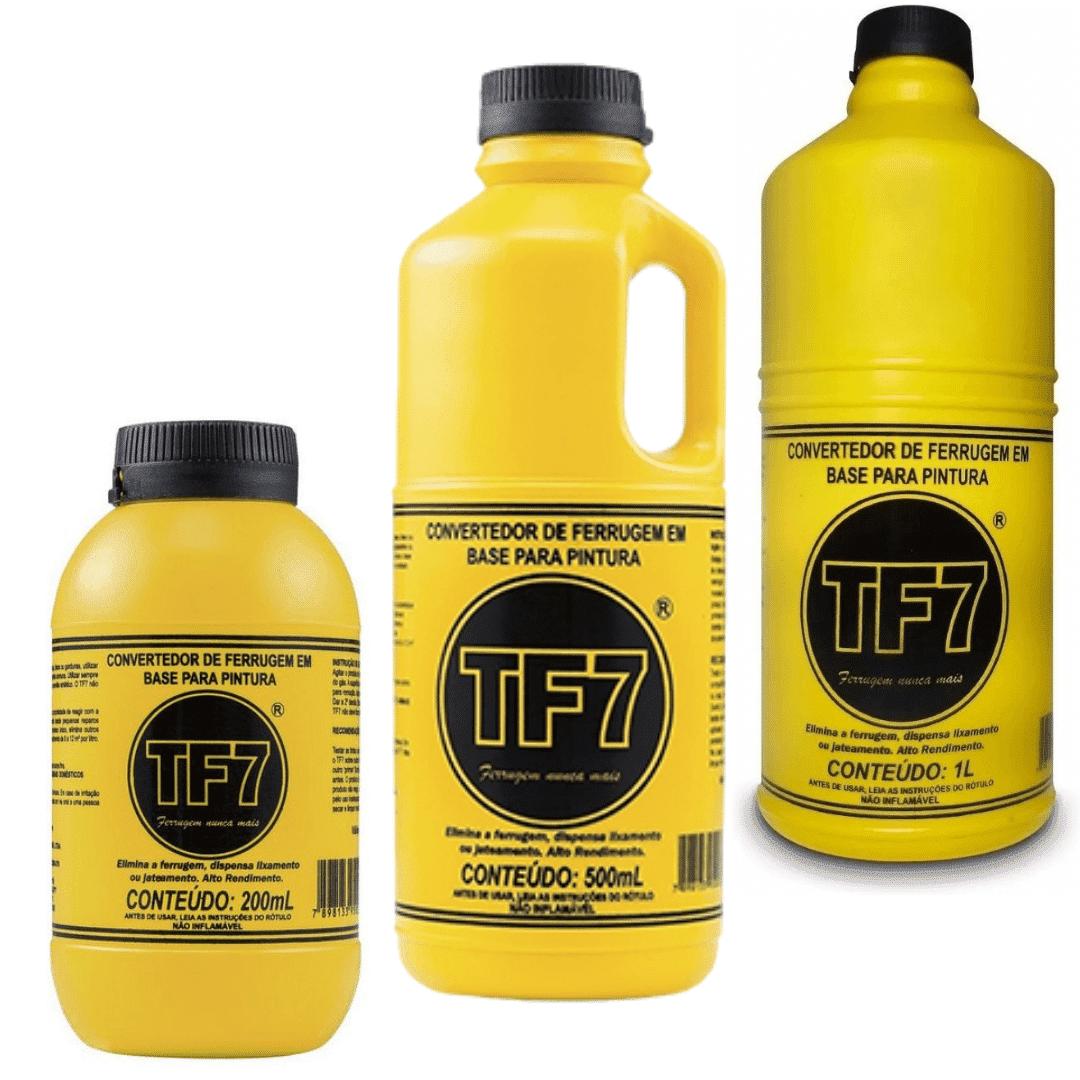 Convertedor de Ferrugem TF7