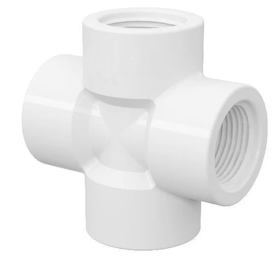 Cruzeta Roscavel PVC