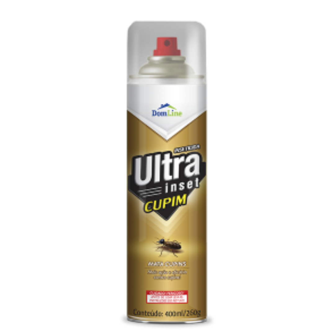 Cupinicida Ultra Inset Cupim Spray 300ml - Baston-