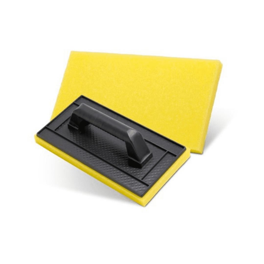 Desempenadeira Plastica com Espuma